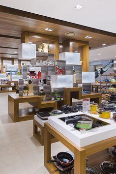 Hyundai Department Store by RTKL Associates, Daegu – Korea via Retail Design Blog