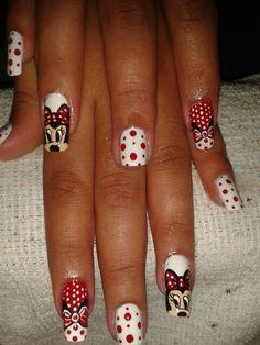 mini Nails, Mini, Beauty, Finger Nails, Ongles, Cosmetology, Nail, Sns Nails