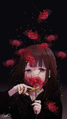 Anime Artwork-Maintaining Secrets and techniques-Zeichnung-Illustration Anime Chibi, Servamp Anime, Fan Art Anime, Dark Anime Art, Anime Nerd, Anime Japan, Hot Anime, Anime Demon, Sad Anime Girl