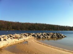 Deep Creek Lake State Park, which features Marylands largest man-made lake, offers opportunities to camp, fish, swim and launch your boat in Garrett County.