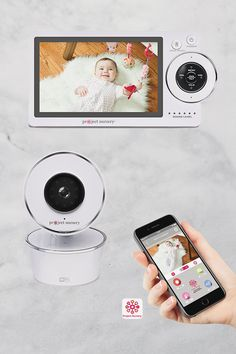 Baby Monitor System