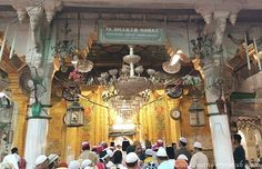 Discover the heart of sufism at Ajmer Sharif Dargah