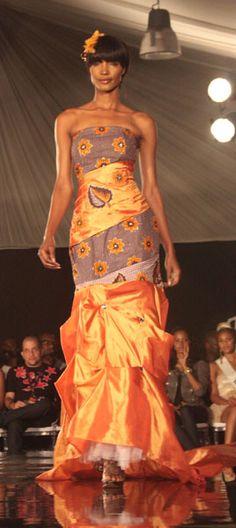 Mustafa Hassanali AfroGlam Collection