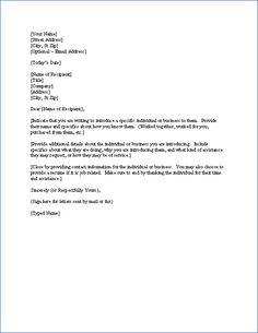 10 best sales letters images on pinterest introduction letter
