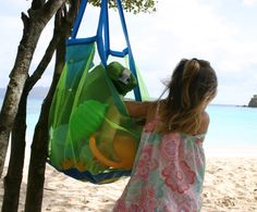 Love Beach Toys and a FAB bag to go with it!  Kept my DD happy for hours!!!