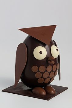 Chocolate Easter Cake / Mona de Pasqua 2014 by cuinaperllaminers.