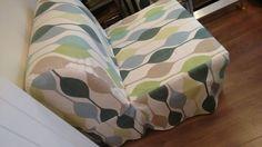 Diy sewing. Ikea Lycksele cover