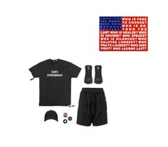 """""""USA :-("""" by m1lh0us3 ❤ liked on Polyvore featuring Givenchy, SILENT by Damir Doma and adidas"""