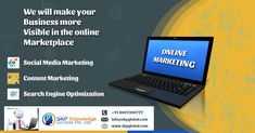SKP outsources the social media marketing services which are the latest buzz word that increases the online presence of brands and companies thereby increasing their sales and targets. Social Media Marketing Companies, Marketing Technology, Content Marketing, Online Marketing, Types Of Social Media, Social Media Channels, Pay Per Click Marketing, Marketing Techniques, Knowledge