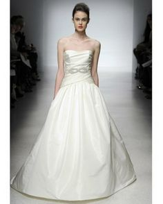 Amsale Bridal | 2012 Amsale Wedding Dresses Spring Collection