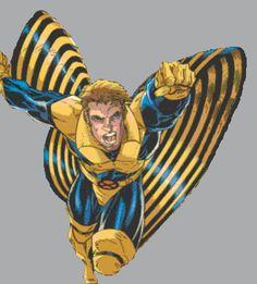 Banshee (another X-Men member that should've never been killed off)