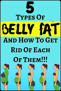 Belly fat types and how to get rid of each them - health and fitness + weight loss..!! Health Care, Health And Wellness, Wellness Tips, Health And Fitness, For Your Health, Health And Beauty, Fitness Tips For Women, Healthy Options, Healthy Tips