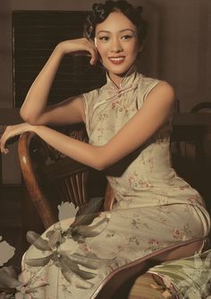 China's Traditional Dress - Qipao
