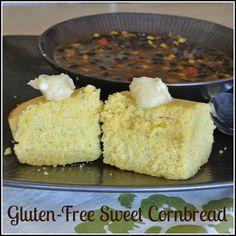 Gluten-Free Sweet Cornbread
