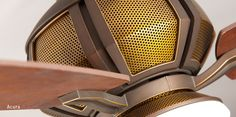 Monte Carlo ceiling fans! Impressive style when you want to impress.