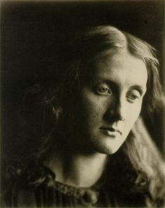 Julia Margaret Cameron, My Favorite Picture of All My Works. My Niece Julia, April 1867