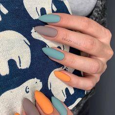beauty nail bar design luxury nails designings as well true baby black pink step nail addicted nail bar art nail desing nila nail art level by level Aycrlic Nails, Hot Nails, Nail Manicure, Hair And Nails, Manicure Ideas, Cute Acrylic Nails, Pastel Nails, Matte Nail Art, Nagellack Design