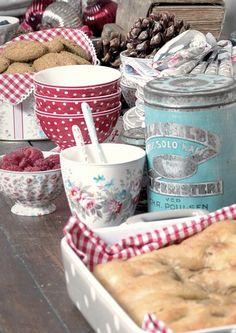 Vintage kitchen ♥ Gypsy Purple home