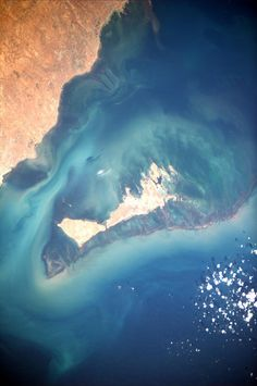 Kerkennah Islands, Tunisia - by Paolo Nespoli