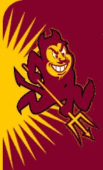Arizona State University, 4 Life, Devil, Bullet, Pride, Sun, Logos, Sports, Image