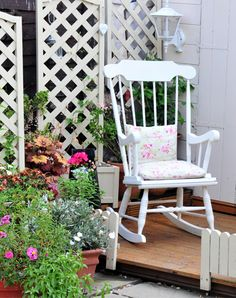 varanda branco suave