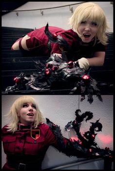 If you ask us, this Seras Victoria cosplay is a victory. Sink your fangs into deviantART.com's IceQueenSerenity's Hellsing cosplay.