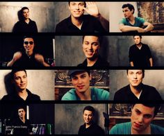 John Francis Daley. The most handsome of my imaginary husbands <3