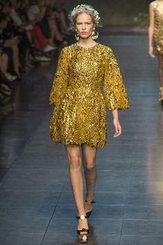 Dolce & Gabbana Ready To Wear Spring Summer 2014