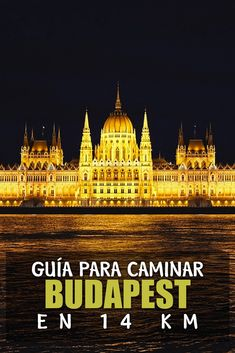 What to do in Budapest: It has many World Heritage Sites, including thermal baths, Parliament building and the Castle Quarter. Budapest What To Do, Budapest Things To Do In, Europe Travel Tips, Travel Guides, Budapest Thermal Baths, Moorish Revival, Capital Of Hungary, Budapest Travel, Buda Castle