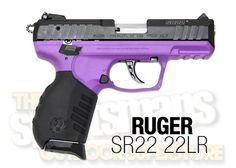 The Ruger SR22 - Get yours at Sportsman's Outdoor Superstore.