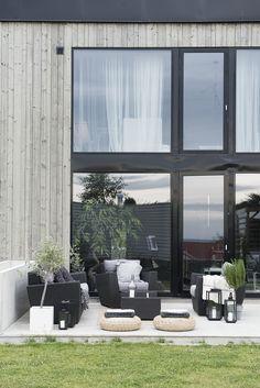 Rebecca Centren - Soffhäng utomhus