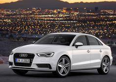 The New Audi A3 Saloon- Skyfleet Car Leasing