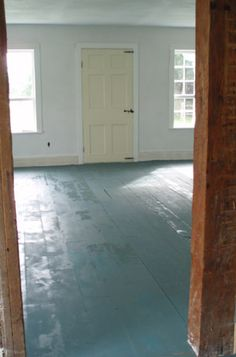 Using Marine Paint For Wood Floors Bath Pinterest