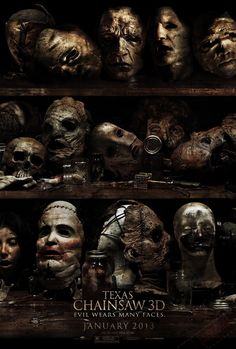 The Texas Chainsaw Massacre 3D 2013 It has a good story line & a great twist, but it doesn't have the gore