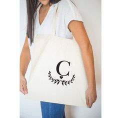 Custom tote bags for bridesmaids! More Colors available! Wedding Gifts For Guests, Custom Wedding Gifts, Unique Wedding Favors, Unique Weddings, Wedding Shower Decorations, Custom Tote Bags, New Model, Bridesmaids, Reusable Tote Bags
