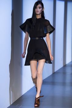 Thierry Mugler 2013 Spring/Summer Collection (=)