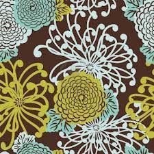 art deco  Stylised flower pattern in my colours #newyearstylechallenge