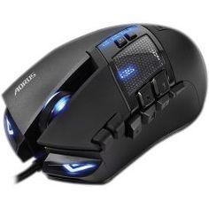 Gigabyte Aorus GM-Thunder M7 MMO Gaming Mouse GM-THUNDER M7 B&H