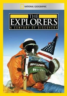 Explorers: A Century of Discovery DVD
