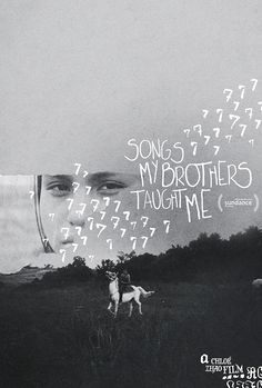 Songs My Brothers Taught Me by Chloé Zhao. Poster.  Quinzaine.