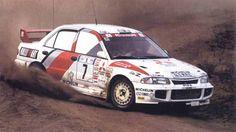 1996 - Tommi Mäkinen (Mitsubishi Lancer Evo III)