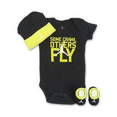 Baby so fly