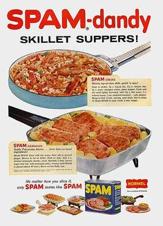 1959 Spam Ad
