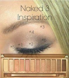 Naked 3 Inspiration