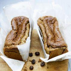 Voir la recette du cake chocolat-café