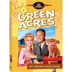 Green Acres is the place to be.Farm living is the life for me. Land spreading out so far and wide - Keep manhatten, just give me that countryside! I know the rest, too.. .