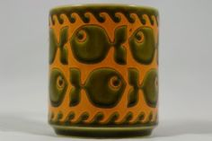 vintage John Clappison Hornsea Pottery mug
