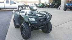 Used 2013 Honda FourTrax Foreman 4x4 ES Power Steering ATVs For Sale in Wisconsin. 2013 Honda FourTrax Foreman 4x4 ES Power Steering, Power steering and electric shift 2013 Honda FourTrax® Foreman 4x4 ES PS It works hard so you don t have to Honda s Foreman all-terrain vehicles have always been the machines to count on when you need an ATV that s not afraid to take on the tough jobs. And this year is no different: they re just as strong. Just as rugged. And just as hard working, whether it s…
