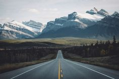 Canadian roads. by Johannes Hulsch on 500px