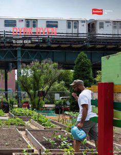 Idékataloget præsenterer 10 gode ideer til at komme i gang med urban farming. Ideerne er til inspiration for alle, der ønsker at dyrke byen, hvad enten det er som kommune, virksomhed, forening eller privatperson. Kataloget er udarbejdet i samarbejde med SLA.